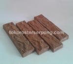 Bata Tempel Rustic Fosil